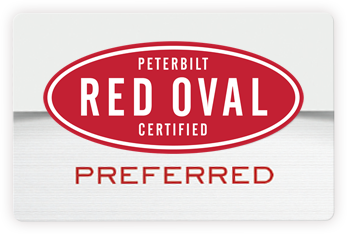 Red Oval Preferred